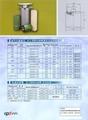 壽力螺杆空壓機用油氣分離濾芯