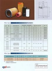 阿特拉斯螺杆式空压机用空气滤芯