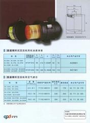 复盛螺杆空压机用机油滤清器 空气滤芯