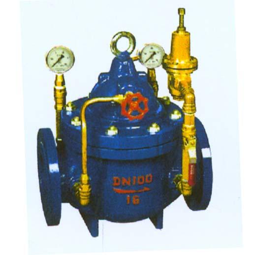 水力控制阀系列 1