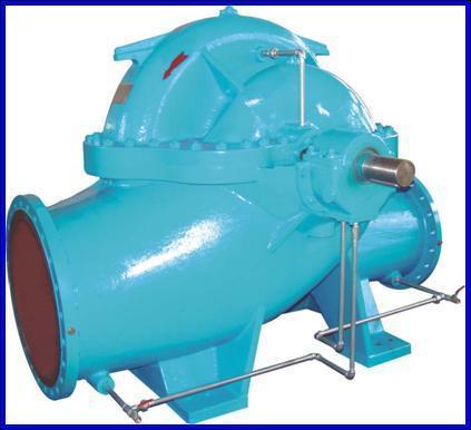 循环双吸泵 1