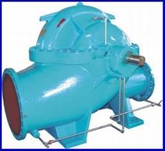 循环双吸泵