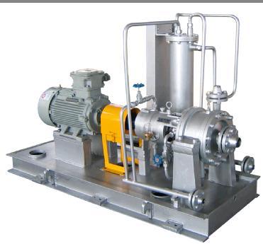 高温多级泵 1