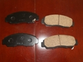 Japan car high quality brake pads 1