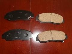 Japan car high quality brake pads