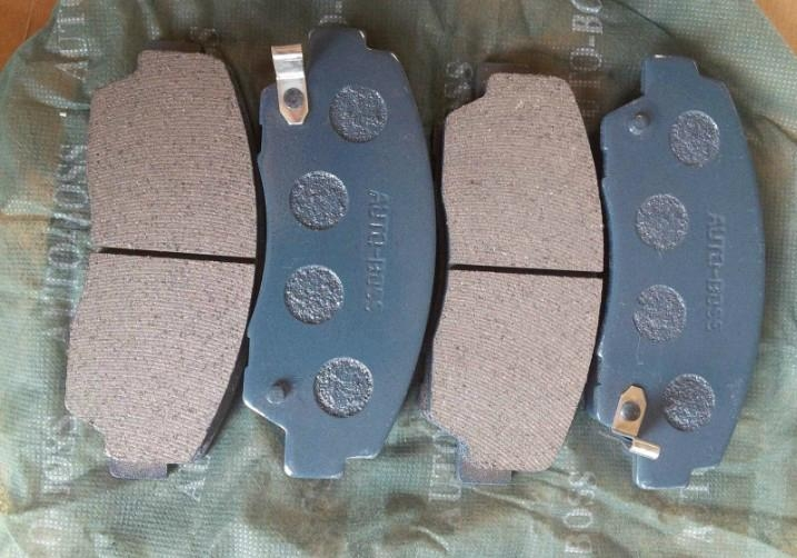 Japan car high quality brake pads 3