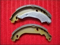 car brake shoes for Japan and Korea