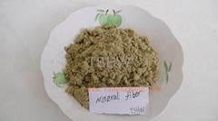 mineral fiber  rock wool fiber as friction materials