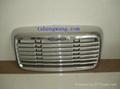 freightliner chromed grill 2