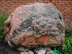 花岗岩石三峡石