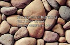 鵝卵雨花石
