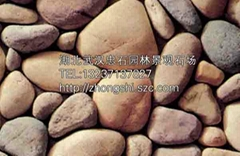 鹅卵雨花石