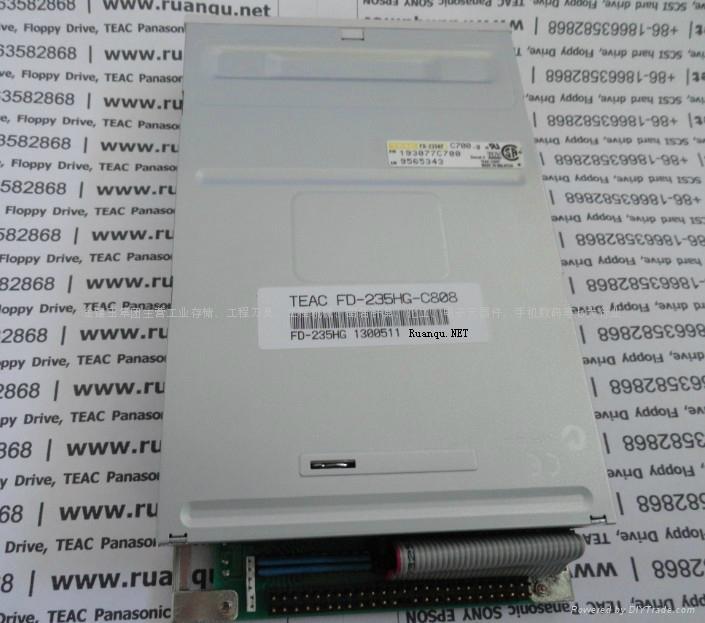 SCSI软驱 TEAC FD-235HS 1121 1