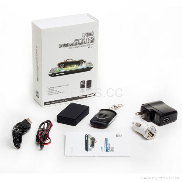 全球通用GPS定位汽车即时防盗通讯器 2