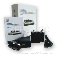 Car services through universal first true full quad-band GSM GPS Tracker V9