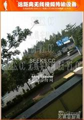 工业级数字网络视频信号无线传输器