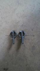 輪扣架插頭