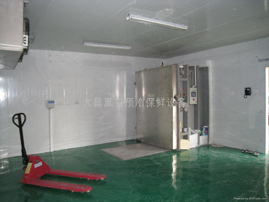 Fruit and vegetable vacuum cooling equipment 3