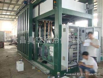 Fruit and vegetable vacuum cooling equipment 5