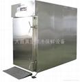 Food vacuum cooling machine