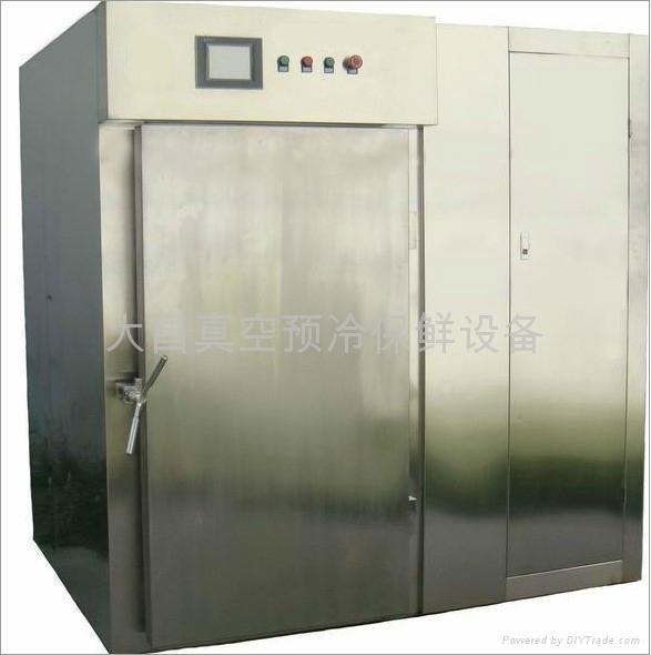 Food vacuum cooling machine 4