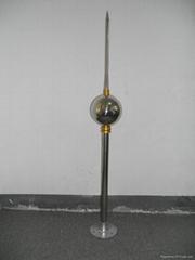 河北球型艺术体避雷针