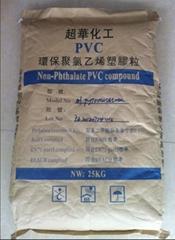PVC透明120度吹瓶料