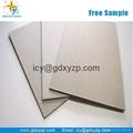 Gray Board Double Sided Grey Paper Board