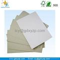 White Coated Duplex Board Grey Back