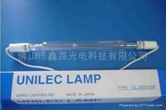 日本USHIO 3KW晒版灯