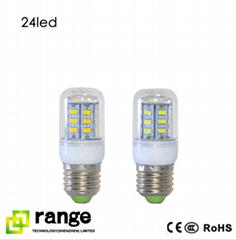 SMD5730 Led Lamp AC220V E27 7W Led Spotlights For Home Lighting Lamp