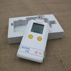 Alpha T30 高精度冷鏈冷藏集裝箱貨櫃運輸溫度數據記錄儀-30~70度