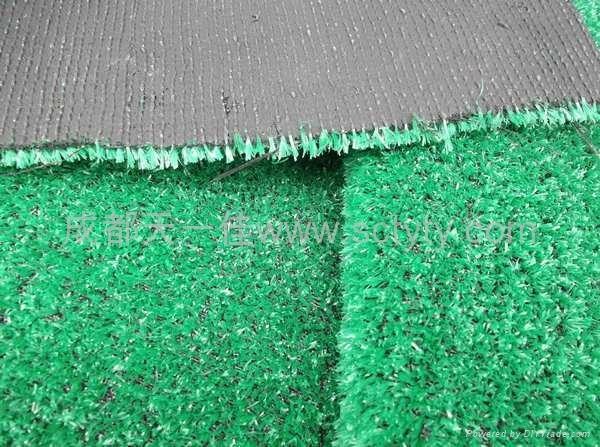 塑料人造仿真假草坪 2