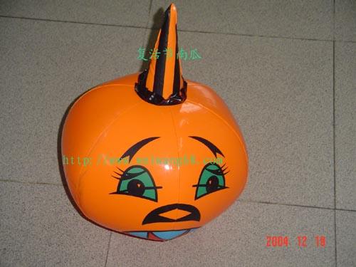 inflatable pumpkin 1