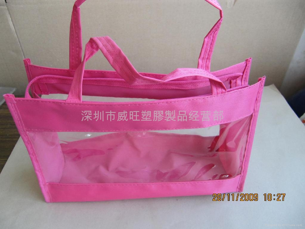 pvc bag , EVA pouch , zipper bag  3