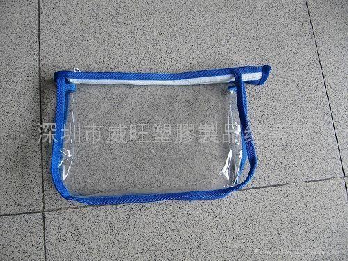 pvc bag , EVA pouch , zipper bag