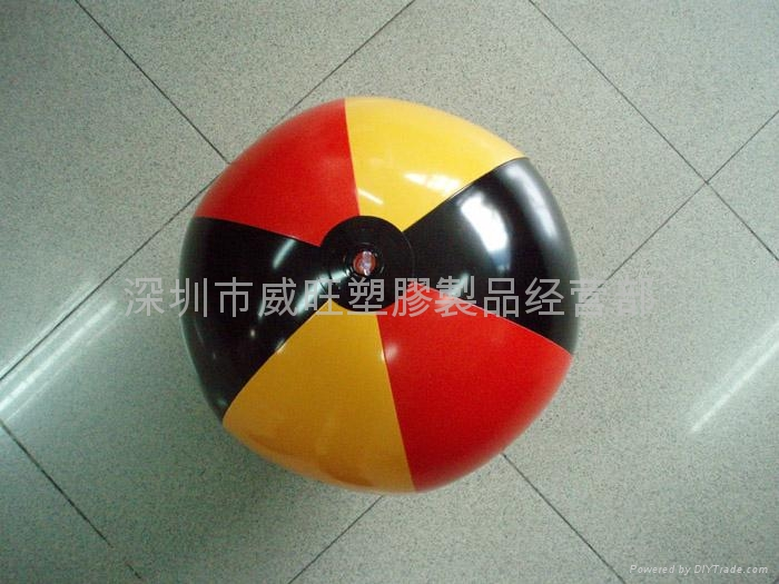 beach ball , inflatable ball  3