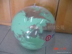 PVC沙灘球