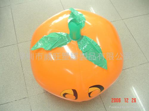 inflatable pumkin,inflatable toy 1