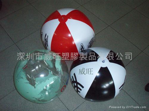 inflatable beach ball/inflatalbe ball /pvc beach ball 2