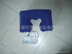 travel pillow ,eye mask,eye shade