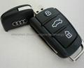 Audi car key usb flash disk