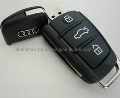 Audi car key usb flash disk