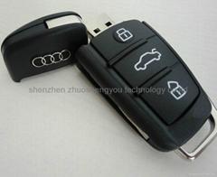 Audi car key usb flash d