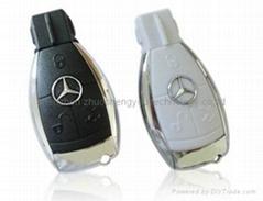 Mercedes key usb flash d