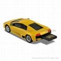 Mini cooper car usb flash drive