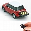 New mini car usb flash drive