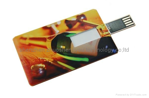 credit card usb flash disk 1