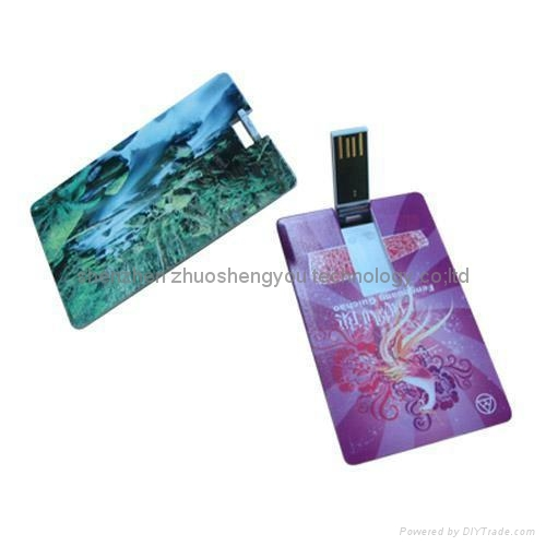 credit card usb flash disk 2