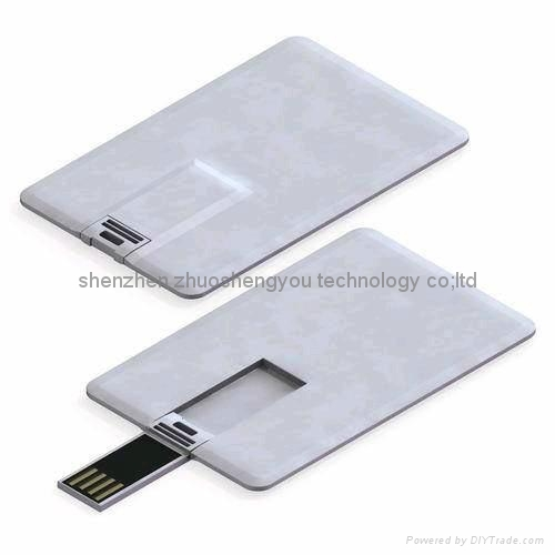 credit card usb flash disk 3